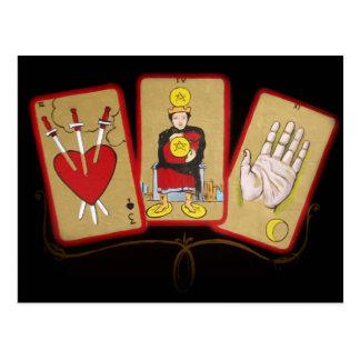 Cartes de tarot (1)