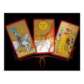 Cartes de tarot (2)
