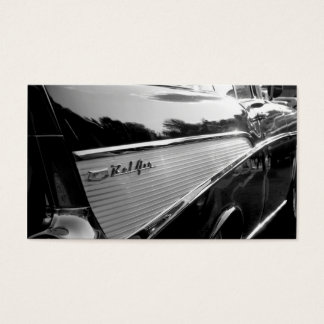 Cartes De Visite 57 Bel Air de Chevy