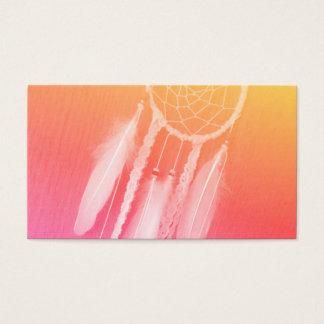 Cartes de visite abstraits de DreamCatcher