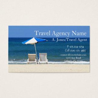 Cartes De Visite Agence de voyages