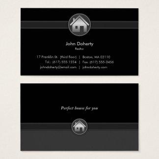 Cartes De Visite Agent immobilier