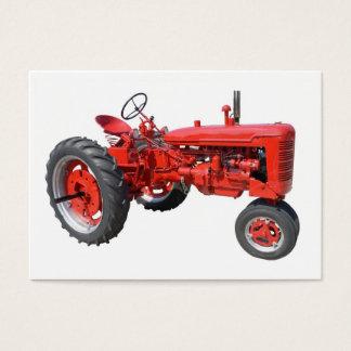 Cartes De Visite aimez ces vieux tracteurs