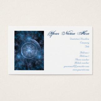 Cartes De Visite Arrière - plan 001 de cosmos