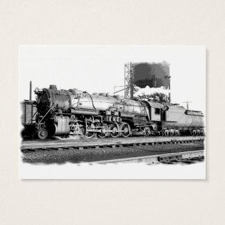 Cartes De Visite Art de chemin de fer de B&O
