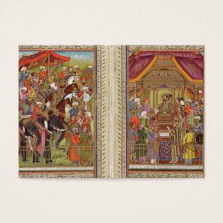 Cartes De Visite Art musulman islamique de Boho de l'Islam de