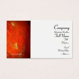 Cartes de visite artistiques d'Adobe