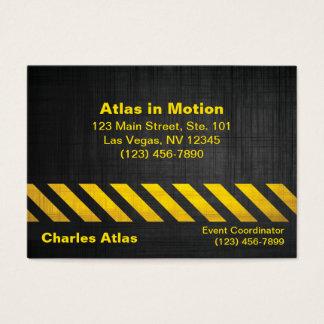 Cartes De Visite Attention