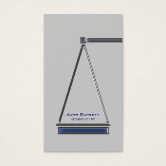 Cartes De Visite AVOCAT - moderne
