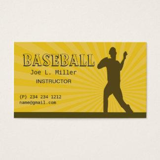 Cartes De Visite Base-ball