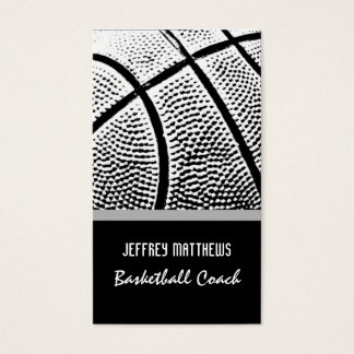 Cartes De Visite Basket-ball