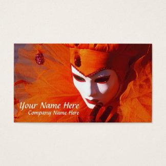 Cartes De Visite Beau harlequin