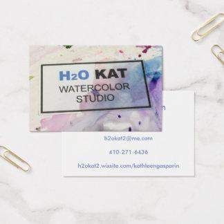 Cartes De Visite biz card large