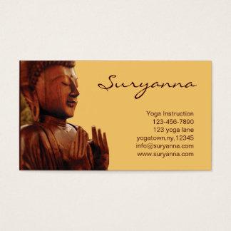 Cartes De Visite Bouddha