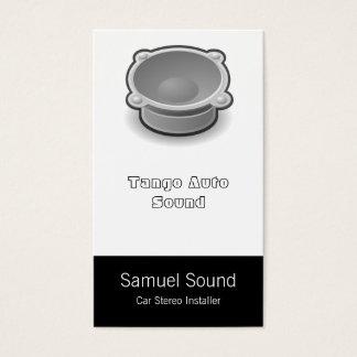 Cartes De Visite Bruit