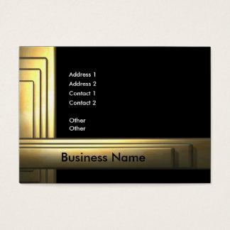 Cartes De Visite business_gold_big