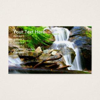 Cartes De Visite Cascade