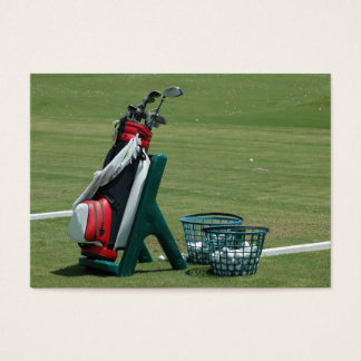 Cartes De Visite Clubs de golf