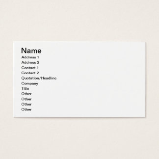 """Cartes De Visite Conception de papier peint """"de branche de saule"""","""