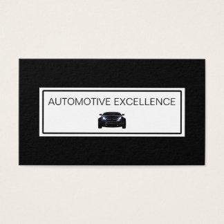 Cartes De Visite Conception des véhicules à moteur de services