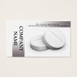 Cartes De Visite Corps humain de médecine/pharmacie/pharmacien