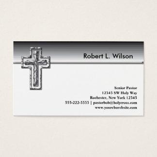 Cartes de visite croisés chrétiens