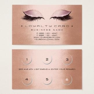 Très Cartes de visite Maquillage personnalisées   Zazzle.fr RS36