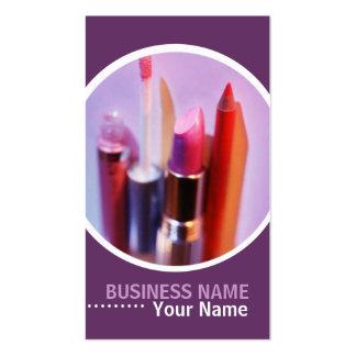 Cartes de visite de Cosmetologist Cartes De Visite Professionnelles