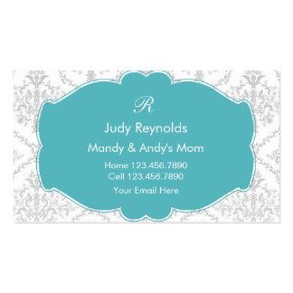 Cartes de visite de maman modèle de carte de visite