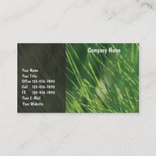 Cartes De Visite Paysagiste