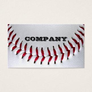 Cartes de visite de photo de base-ball