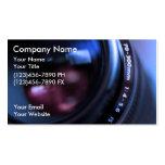 Cartes de visite de photographie cartes de visite personnelles