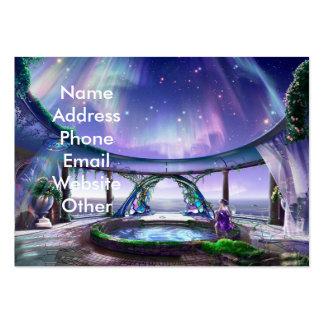 Cartes de visite de piscine d imaginaire carte de visite