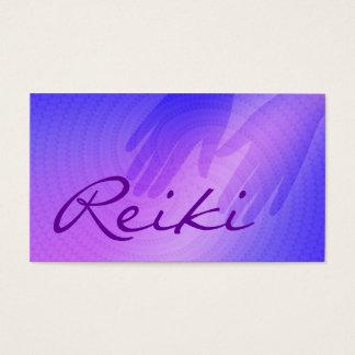 Cartes de visite de Reiki