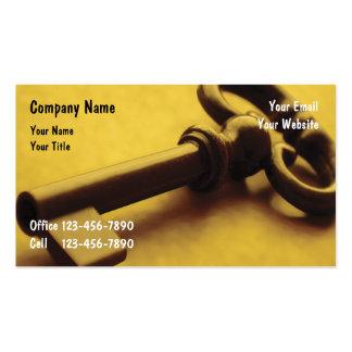 Cartes de visite de sécurité modèle de carte de visite