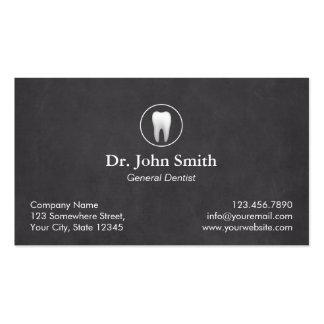 Cartes de visite dentaires de rendez-vous de carte de visite