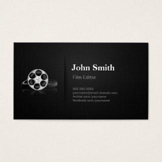 Cartes De Visite Directeur visuel professionnel de coupeur de
