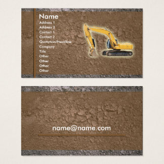 Cartes De Visite dirt_building