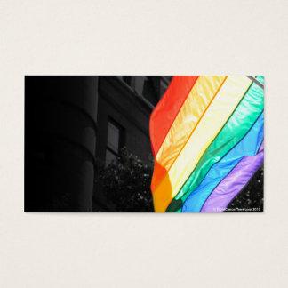 Cartes De Visite Drapeau de LGBTQ