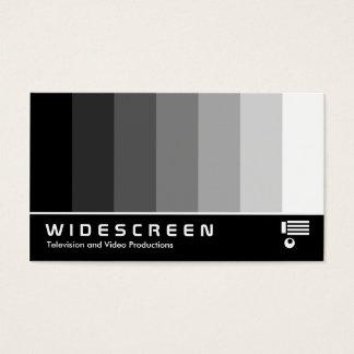 Cartes De Visite Écran géant 160 - Mélange de couleur - noir au