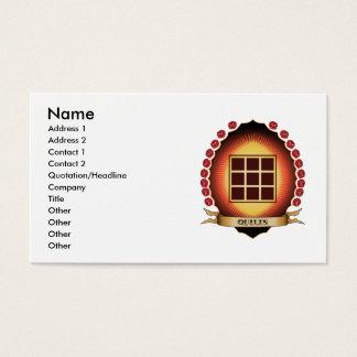 Cartes De Visite Édredons Mandorla