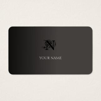 Cartes De Visite Elegante