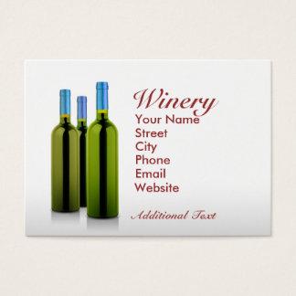 Cartes De Visite Établissement vinicole
