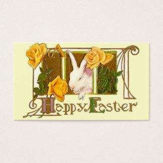 Cartes De Visite Étiquette de cadeau de Pâques