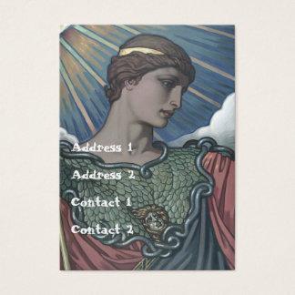 Cartes De Visite Étude de Minerva