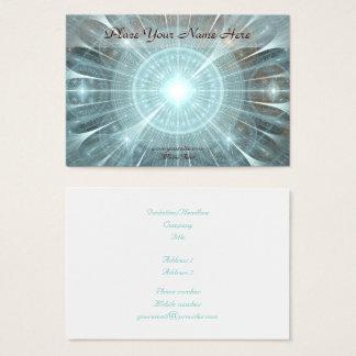 Cartes De Visite Fenêtre spirituelle