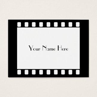 Cartes De Visite film de 35mm, votre nom ici