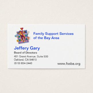 Cartes De Visite FINALE de Jeffery Gary