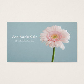 Cartes De Visite Fleur simple