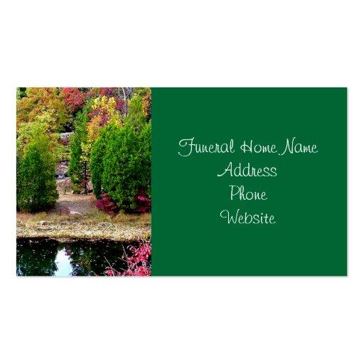 Cartes de visite funèbres ou commémoratifs cartes de visite professionnelles